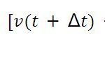 Instantaneous Acceleration - definition & formula with solved problem